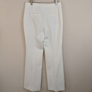 White House Black Market Pants - WHBM • Winter White Trouser Pants [Pants]